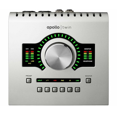 UA Apollo Twin USB